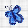 Papillon naïf N°1