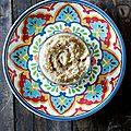 Caviar d'aubergine au bon goût du sud