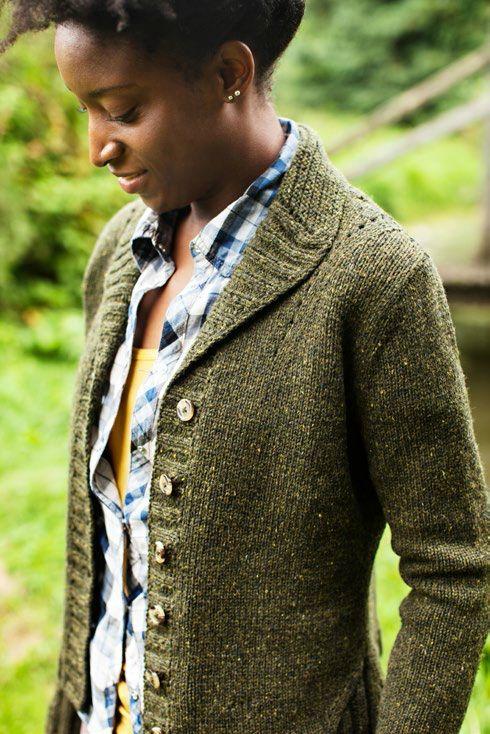 Burr Jacket