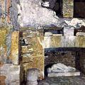 crypte de ste Cécile (IIéme siècle° ROME