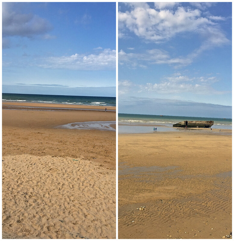 Omaha Beach - Arromanches
