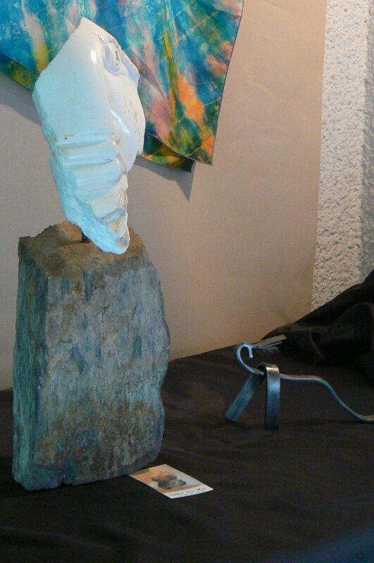 exposition du jardin à l'atelier 12 juin 2010 122