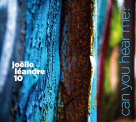 Joelle Leandre 10tet - Can you hear me - aylcd-146 big