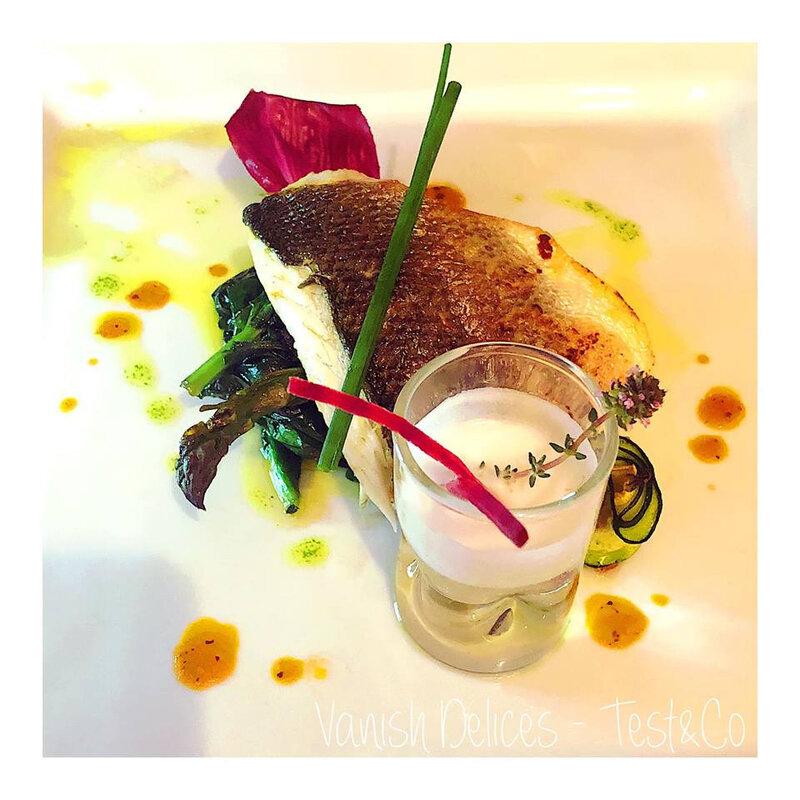 découverte restaurant, la ferme de la huppe, restaurant gastronomique, partenariat