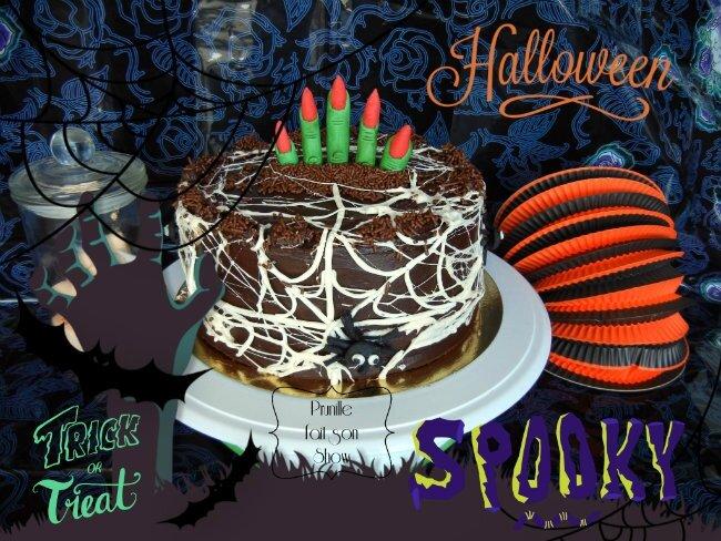 halloween cake prunillefee