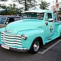 Chevrolet pickup (1948-1953)(Rencard du Burger King mai 2011) 01