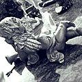 Cimetière de l'église de Vals en Ariege Anges et Chérubins (5) 800x600