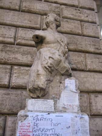 Rome Parione Pasquino 3