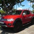 Mitsubishi l200 appalaches pick-up
