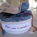 Un sac pour secrets d'enfants