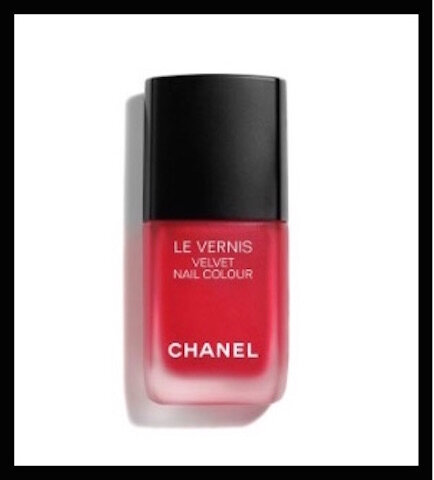 chanel velvet nail colour ultime