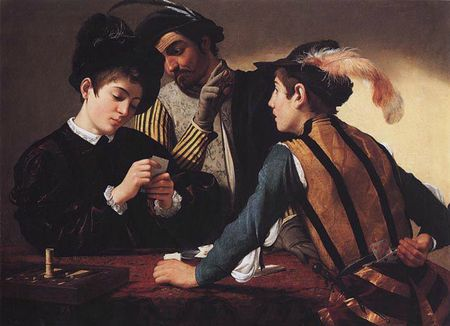 IBari par Caravage ca 1594 - Fort Worth Texas - thaisdotit