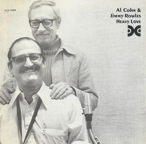 Al Cohn & Jimmy Rowles - 1977 - Heavy Love (Xanadu)