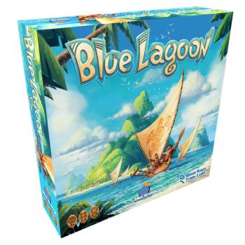 Boutique jeux de société - Pontivy - morbihan - ludis factory - Blue lagoon