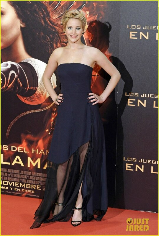 Catching Fire Premiere Madrid09