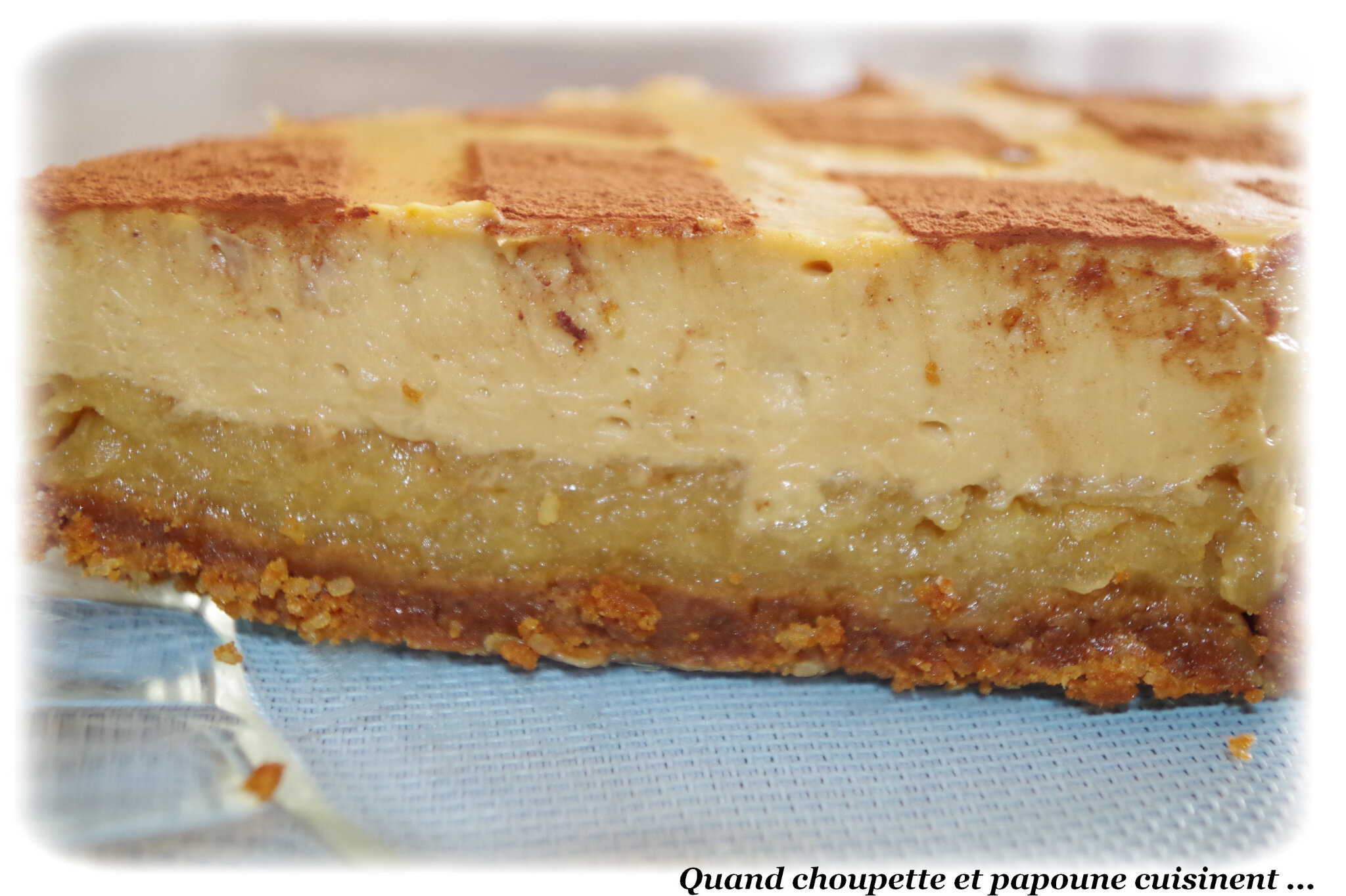 DELICE POMMES-SPECULOOS