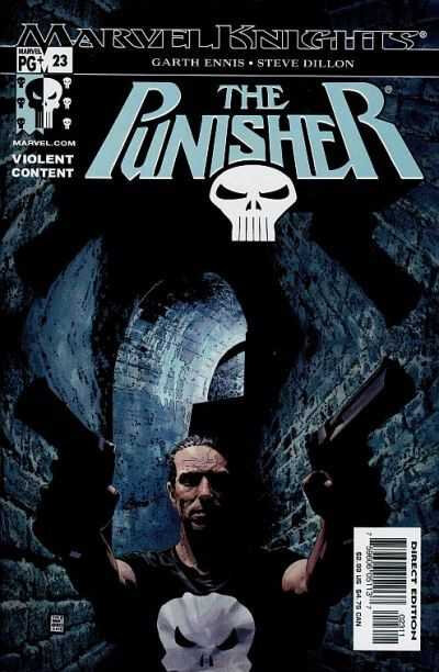 punisher marvel knights V3 23