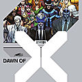 Panini marvel x-men dawn of x / house of x