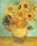 Van Gogh - Zonnebloemen