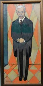 Xan Krohn Serge Chtchoukine 1915