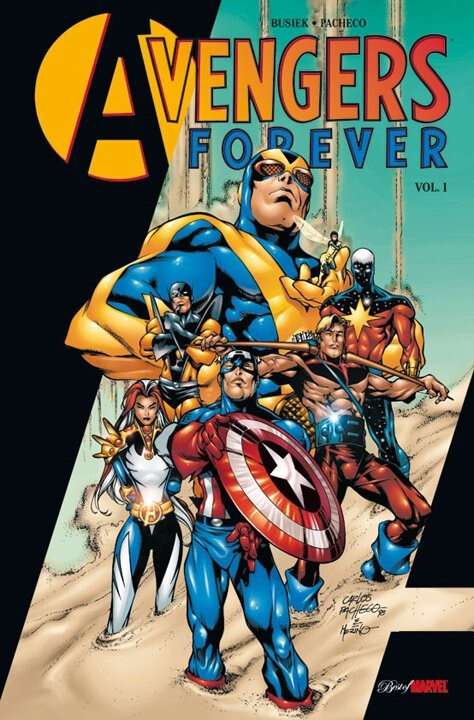 best of marvel avengers forever 01