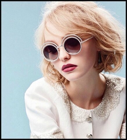 chanel lunettes solaires perles 1