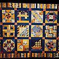 Le jeu del'oie jaune et bleu roi 1995