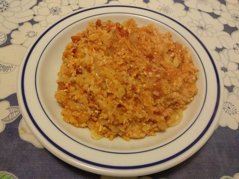 Riz aux tomates