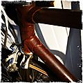 Single speed fixie ve´lo rouille rusty 18