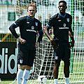 Euro 2012 : le premier tour de nos red devils