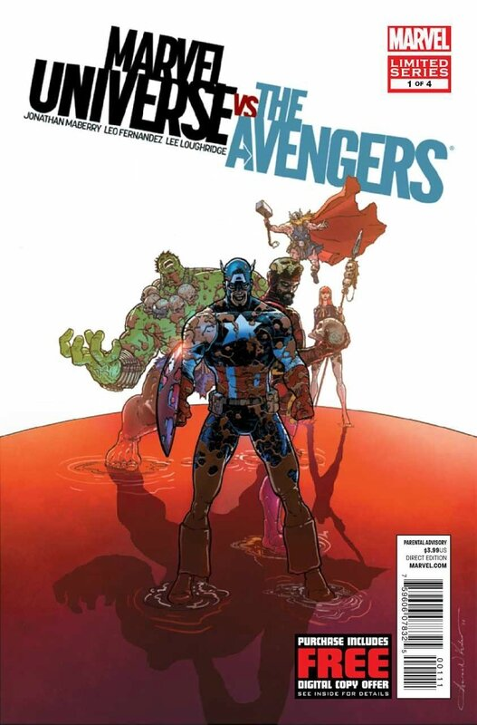 marvel universe vs the avengers 01
