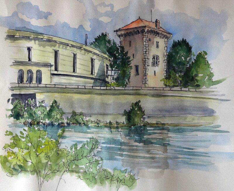 Grenoble le musée