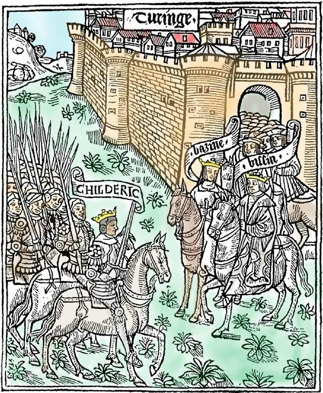 l Histoire et légende de Sainte Radegonde (2)