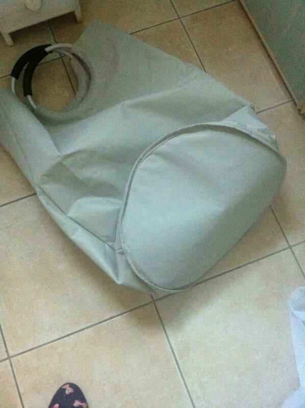 sac plié
