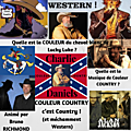 Couleur country à la radio