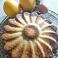 Énième variante autour du gâteau au yaourt