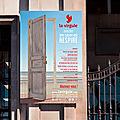 Théâtre la virgule : affiches