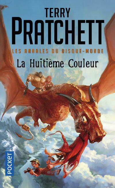 La huitième couleur & Le huitième sortilège - Terry Pratchett