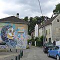 Street-art de village