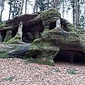 Grotte de l'ermitage moissey