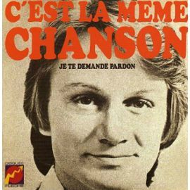 Claude-Francois-C-est-La-Meme-Chanson-CD-Single-845168290_ML