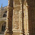 Deux visites de lisbonne (25/28). le monastère des hiéronymites et la tombe de fernando pessoa.