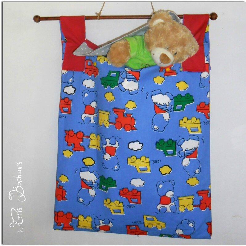 sac à jouets