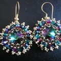 Boucles d´oreilles/ Earrings