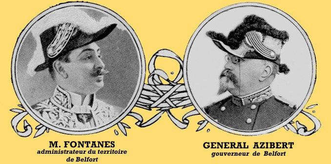 Fontanès & Azibert Petit Parisien 1913