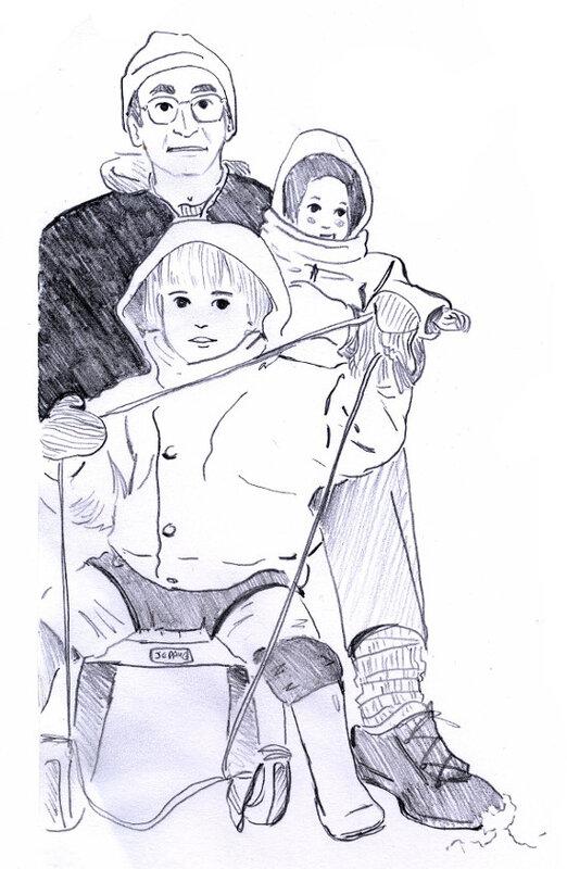 dessin-photo-luge-papa-redim