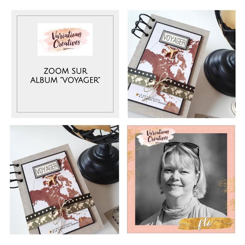 SLIDE ALBUM VOYAGER