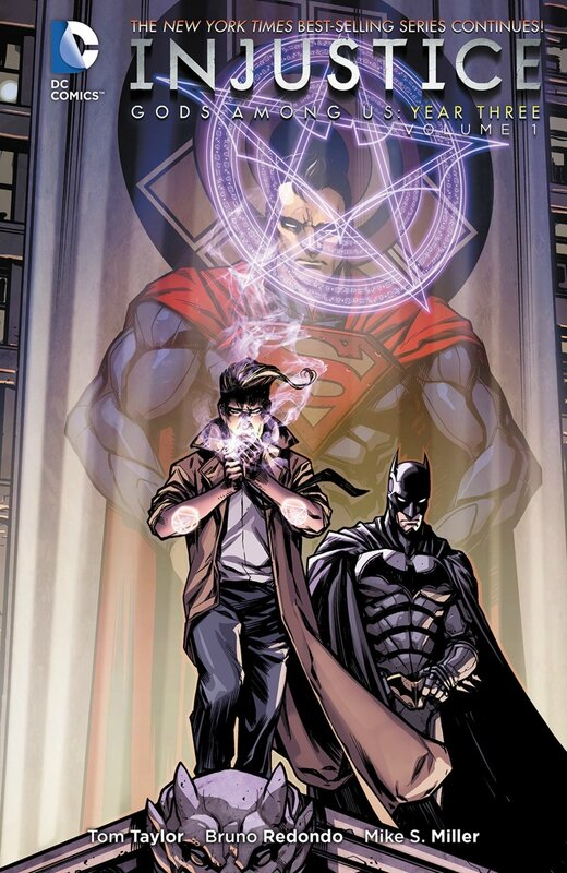 injustice gods among us year 3 vol 1 HC
