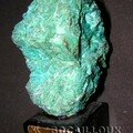 CHRYSOCOLLE 95 . USA.Arizona.Gila