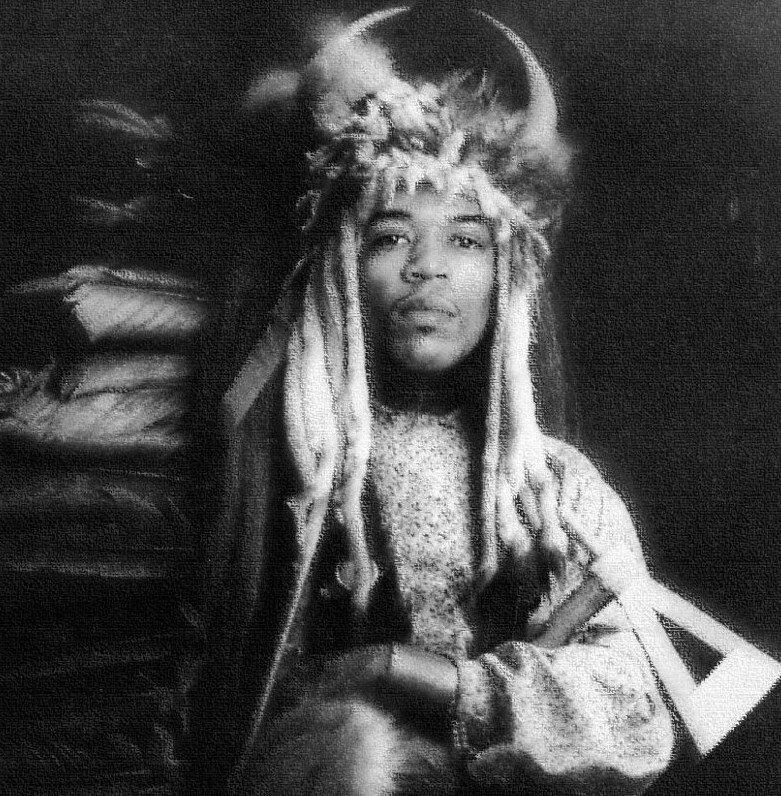 Hendrix Cherokee